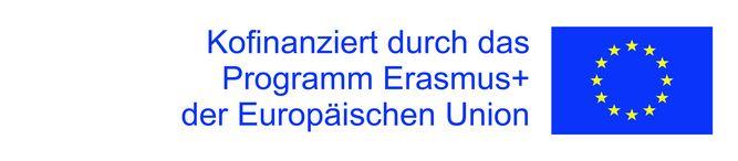 Kofinanziert durch Erasmus+